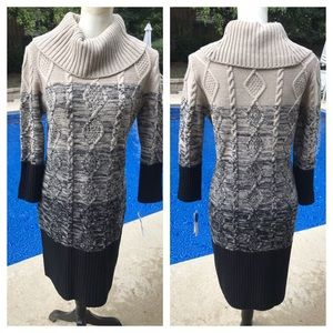 ❤️NWT STUDIO 1 sweater dress ❤️